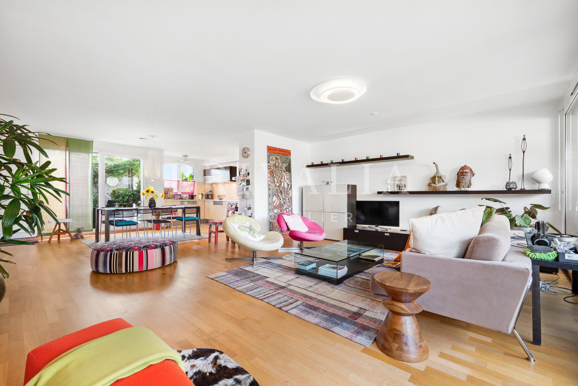 PrivaliaExclusivité – Duplex en attique avec deux terrasses